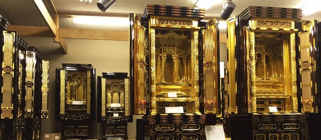 仏壇 開き